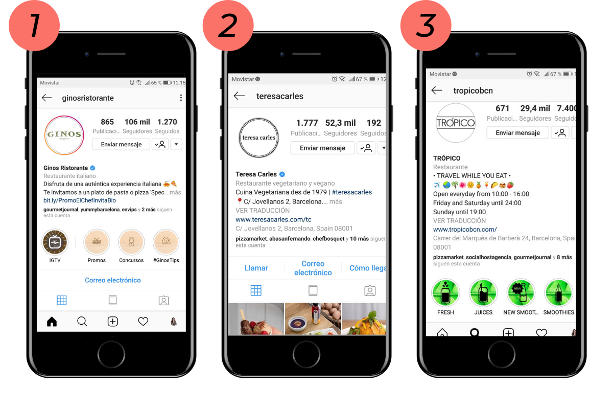 Marketing Para Restaurantes En Instagram Carmenvazquezgroup
